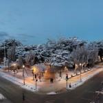 Dos días en Punta Arenas o Una temporada en el invierno