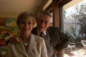 Evelyn y Fernando