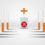 Adiós a la cajetilla de 10: ¿fumar más o menos?