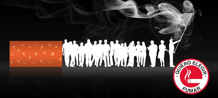 Tabaco, Estado y libertad ¡YO QUIERO FUMAR!