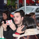 Fumadores Furiosos lanzó la campaña de consumo respetuoso de tabaco emplazando a nuevas generaciones de diputados