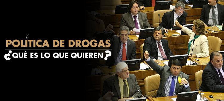 [Opinión] ¿Qué es lo que quieren? La inconsecuencia de los políticos frente a la política de drogas
