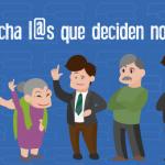 PROCESO CONSTITUYENTE: a la Derecha l@s que deciden no participar