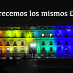 La Moneda vestida de diversidad: entre lo simbólico y lo político