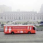 El bus de la polémica