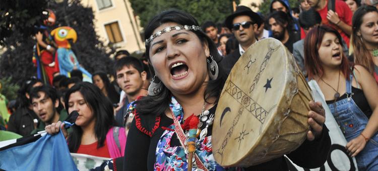 Mapuche: gente de esta tierra