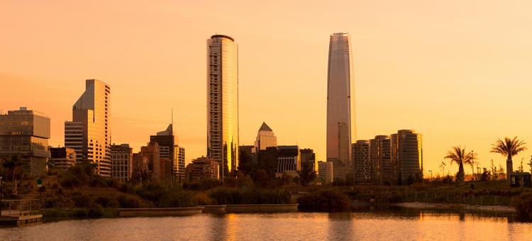 Chile en modo verano